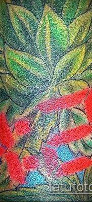 Фото тату марихуанна (Tattoo Marijuana) (значение) – пример рисунка – 072 tatufoto.com