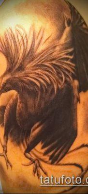 Значение тату петух – фото примеры и информация 12