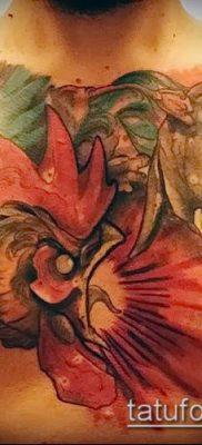 Фото тату петух (Tattoo cock) (значение) – пример рисунка – 027 tatufoto.com