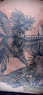 Фото тату петух (Tattoo cock) (значение) – пример рисунка – 044 tatufoto.com