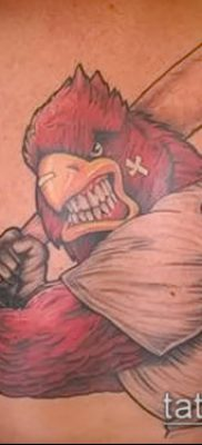 Фото тату петух (Tattoo cock) (значение) – пример рисунка – 048 tatufoto.com