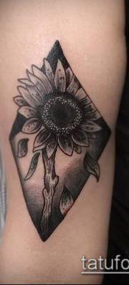 Фото тату ромб (Tattoo rhombus figure) (значение) – пример рисунка – 010 tatufoto.com