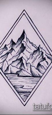 Фото тату ромб (Tattoo rhombus figure) (значение) – пример рисунка – 023 tatufoto.com