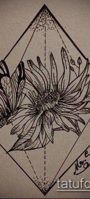 Фото тату ромб (Tattoo rhombus figure) (значение) – пример рисунка – 045 tatufoto.com