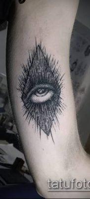 Фото тату ромб (Tattoo rhombus figure) (значение) – пример рисунка – 084 tatufoto.com