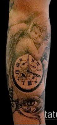 Фото тату херувимы (Tattoo of cherubs) (значение) – пример рисунка – 006 tatufoto.com