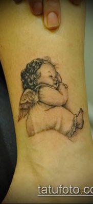 Фото тату херувимы (Tattoo of cherubs) (значение) – пример рисунка – 021 tatufoto.com
