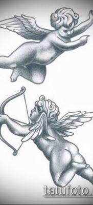 Фото тату херувимы (Tattoo of cherubs) (значение) – пример рисунка – 023 tatufoto.com