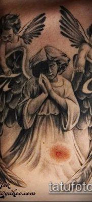 Фото тату херувимы (Tattoo of cherubs) (значение) – пример рисунка – 040 tatufoto.com
