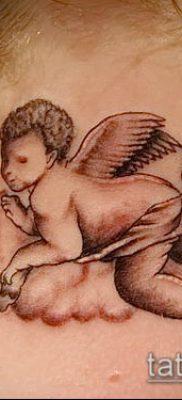 Фото тату херувимы (Tattoo of cherubs) (значение) – пример рисунка – 048 tatufoto.com
