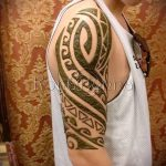 Фото тату хной для мужчин (tattoo) (значение) - пример рисунка - 003 tatufoto.com