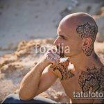 Фото тату хной для мужчин (tattoo) (значение) - пример рисунка - 010 tatufoto.com
