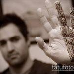 Фото тату хной для мужчин (tattoo) (значение) - пример рисунка - 013 tatufoto.com