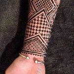 Фото тату хной для мужчин (tattoo) (значение) - пример рисунка - 016 tatufoto.com