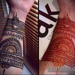 Фото тату хной для мужчин (tattoo) (значение) - пример рисунка - 022 tatufoto.com