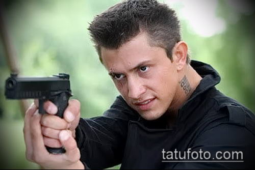 фото Тату Павла Прилучного (tattoo) (значение) - пример рисунка - 022 tatufoto.com