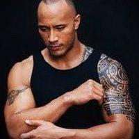 Фото и значение татуировок Дуэйна «Скалы» Джонсона