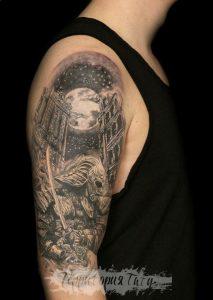 Выбор эскиза тату фото 3