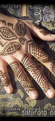 Фото Мехенди для мужчин на руке – 18052017 – пример – 002 Mehendi for men on hand