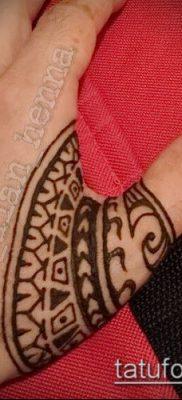Фото Мехенди для мужчин на руке – 18052017 – пример – 004 Mehendi for men on hand