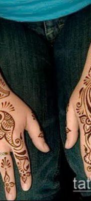 Фото Мехенди для мужчин на руке – 18052017 – пример – 006 Mehendi for men on hand