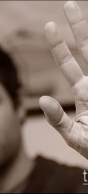 Фото Мехенди для мужчин на руке – 18052017 – пример – 008 Mehendi for men on hand