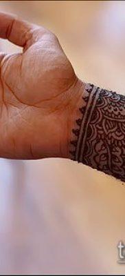 Фото Мехенди для мужчин на руке – 18052017 – пример – 009 Mehendi for men on hand