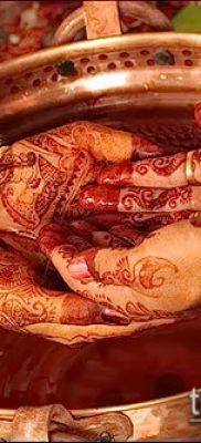 Фото Мехенди для мужчин на руке – 18052017 – пример – 013 Mehendi for men on hand