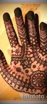 Фото Мехенди для мужчин на руке – 18052017 – пример – 027 Mehendi for men on hand
