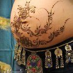 Фото Мехенди (рисунки хной) беременным - 22052017 - пример - 013 Mehendi to pregnant