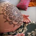 Фото Мехенди (рисунки хной) беременным - 22052017 - пример - 014 Mehendi to pregnant 2345134 574