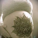 Фото Мехенди (рисунки хной) беременным - 22052017 - пример - 021 Mehendi to pregnant
