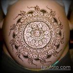 Фото Мехенди (рисунки хной) беременным - 22052017 - пример - 034 Mehendi to pregnant