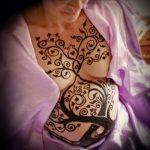 Фото Мехенди (рисунки хной) беременным - 22052017 - пример - 041 Mehendi to pregnant
