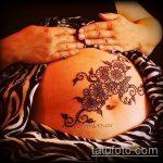 Фото Мехенди (рисунки хной) беременным - 22052017 - пример - 049 Mehendi to pregnant