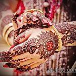 Фото Свадебное мехенди (рисунки хной) - 22052017 - пример - 002 Wedding mehendi