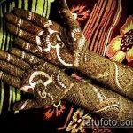 Фото Свадебное мехенди (рисунки хной) - 22052017 - пример - 006 Wedding mehendi