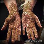 Фото Свадебное мехенди (рисунки хной) - 22052017 - пример - 008 Wedding mehendi