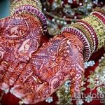 Фото Свадебное мехенди (рисунки хной) - 22052017 - пример - 011 Wedding mehendi
