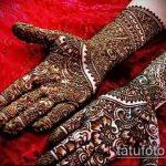 Фото Свадебное мехенди (рисунки хной) - 22052017 - пример - 012 Wedding mehendi