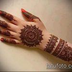 Фото Свадебное мехенди (рисунки хной) - 22052017 - пример - 013 Wedding mehendi