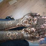 Фото Свадебное мехенди (рисунки хной) - 22052017 - пример - 014 Wedding mehendi