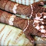 Фото Свадебное мехенди (рисунки хной) - 22052017 - пример - 015 Wedding mehendi