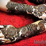 Фото Свадебное мехенди (рисунки хной) - 22052017 - пример - 017 Wedding mehendi
