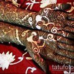 Фото Свадебное мехенди (рисунки хной) - 22052017 - пример - 018 Wedding mehendi