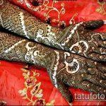 Фото Свадебное мехенди (рисунки хной) - 22052017 - пример - 019 Wedding mehendi