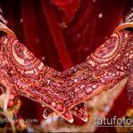 Фото Свадебное мехенди (рисунки хной) - 22052017 - пример - 020 Wedding mehendi