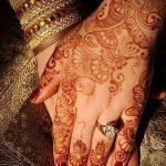 Фото Свадебное мехенди (рисунки хной) - 22052017 - пример - 021 Wedding mehendi