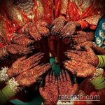 Фото Свадебное мехенди (рисунки хной) - 22052017 - пример - 022 Wedding mehendi