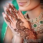Фото Свадебное мехенди (рисунки хной) - 22052017 - пример - 023 Wedding mehendi